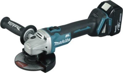 Makita DGA504RTJ Aku úhlová bruska 125 mm